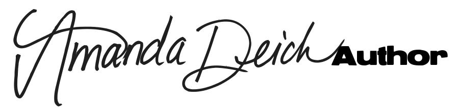 Author Amanda Deich